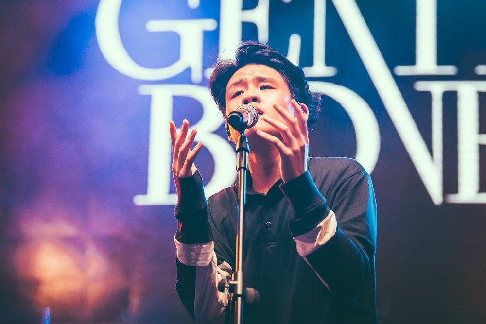 Gentle Bones for SHINE Fest '16 /Singapore
