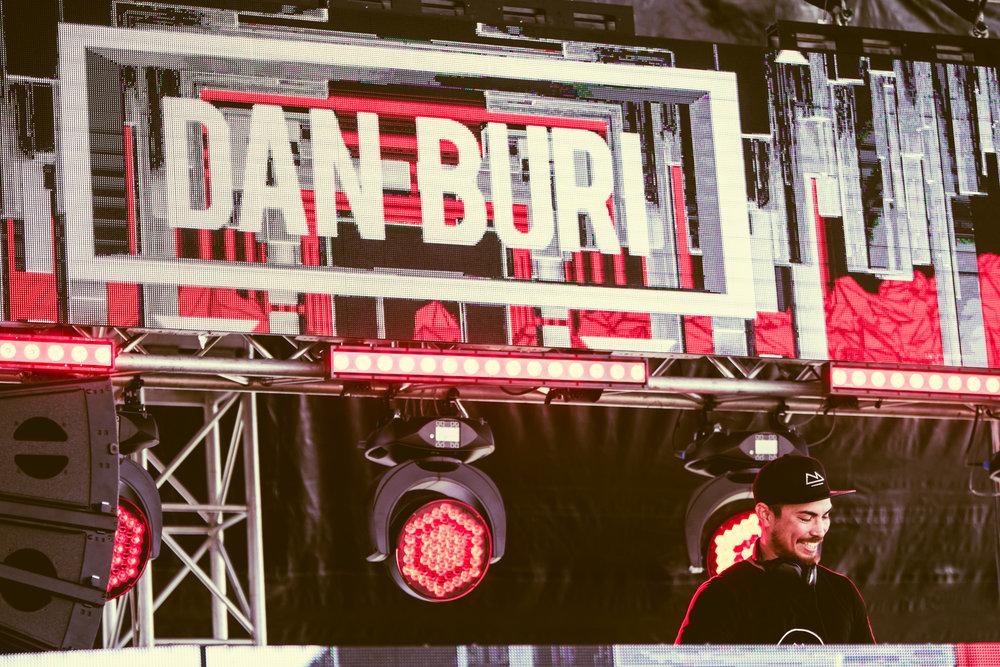 Dan Buri /Ultra Singapore '17