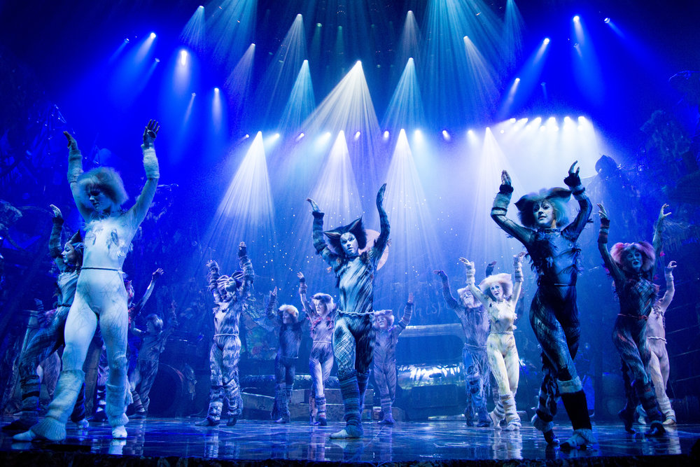Cats The Musical  /Singapore 2015 /for  luvthelife
