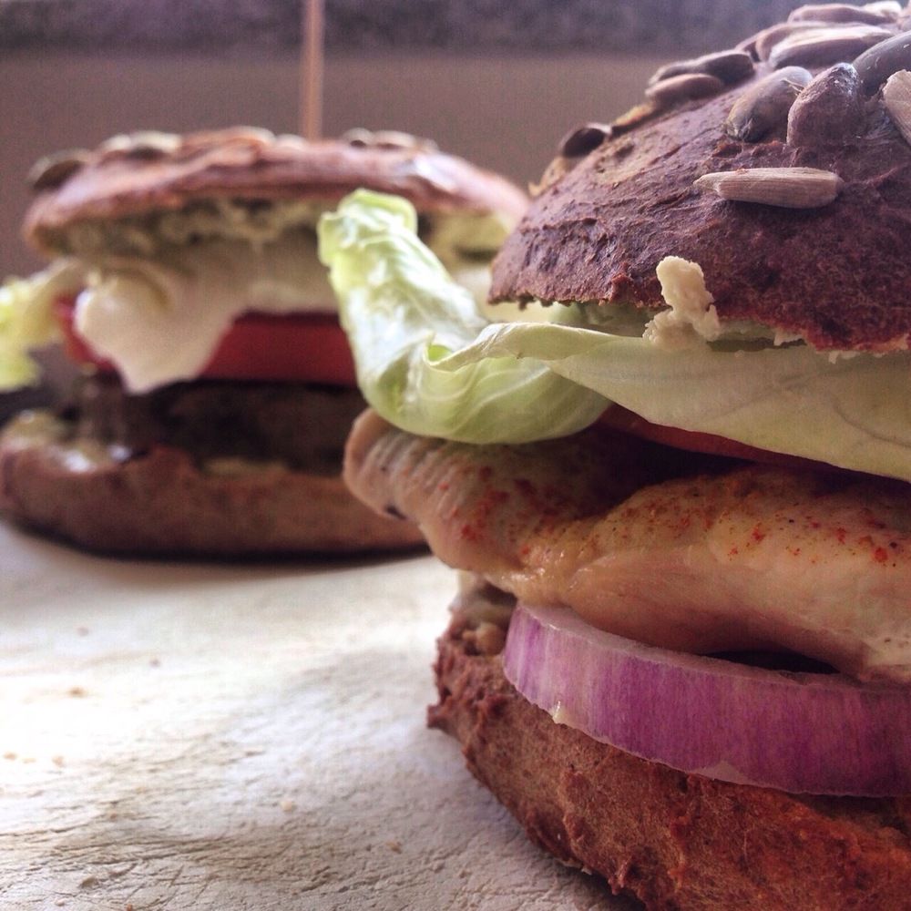 Healthy Burger Time Daniel Gildner Your Natural Coach Pro