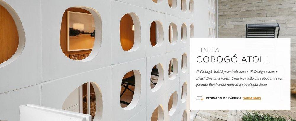 SOLARIUM | LINHA COBOGÓ ATOLL