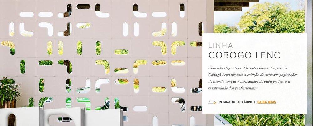 SOLARIUM | LINHA COBOGÓ LENO