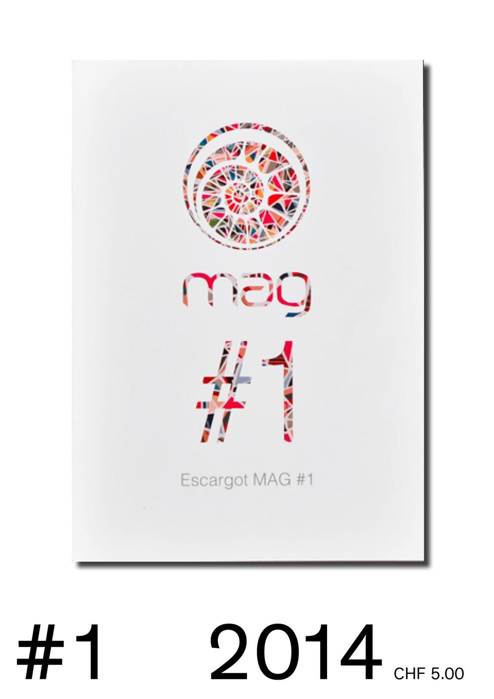 Escargot Mag #1 2013