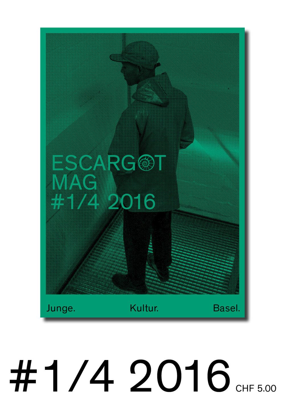 Escargot MAG #1/4 2016