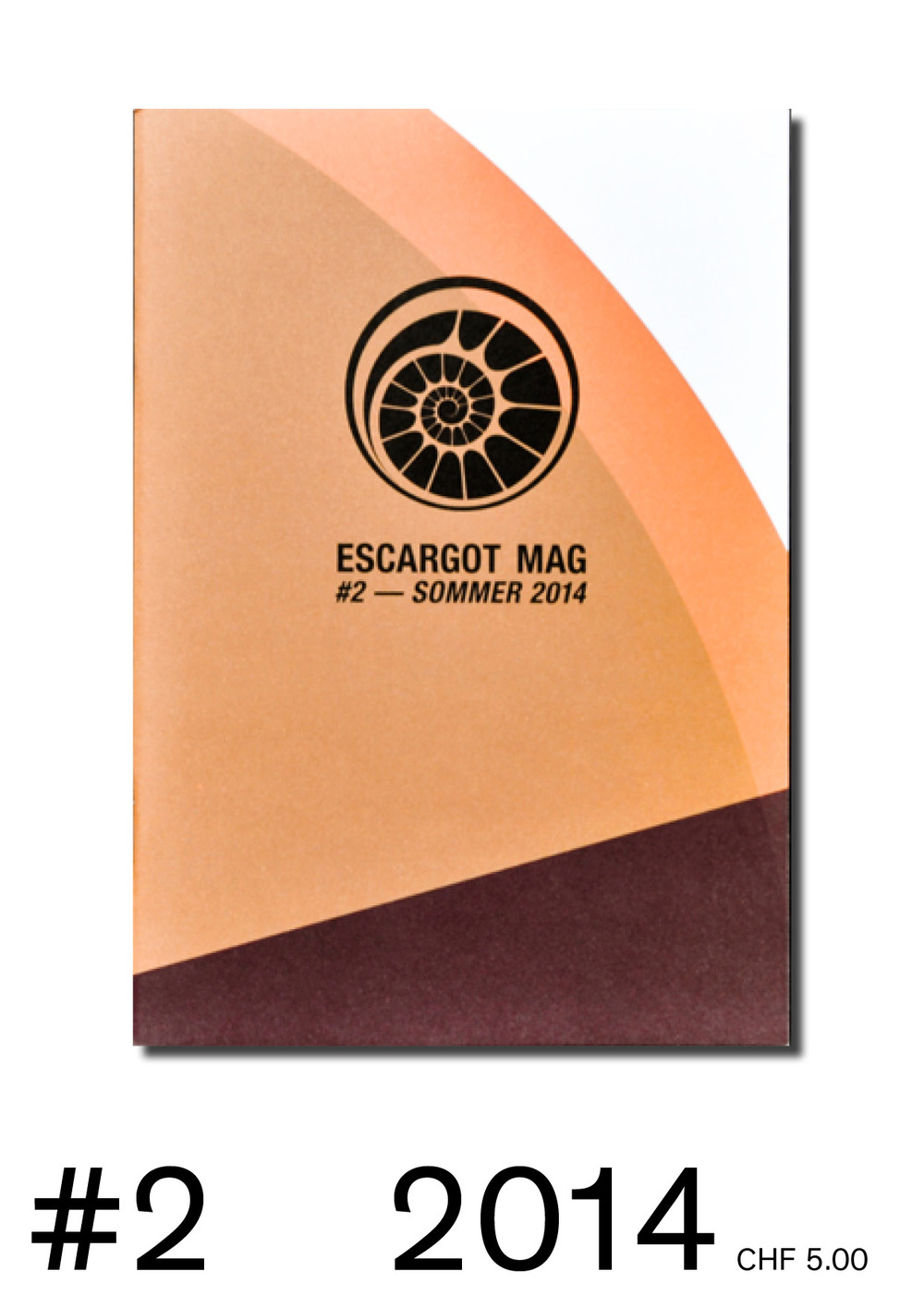 Escargot MAG #2 2014
