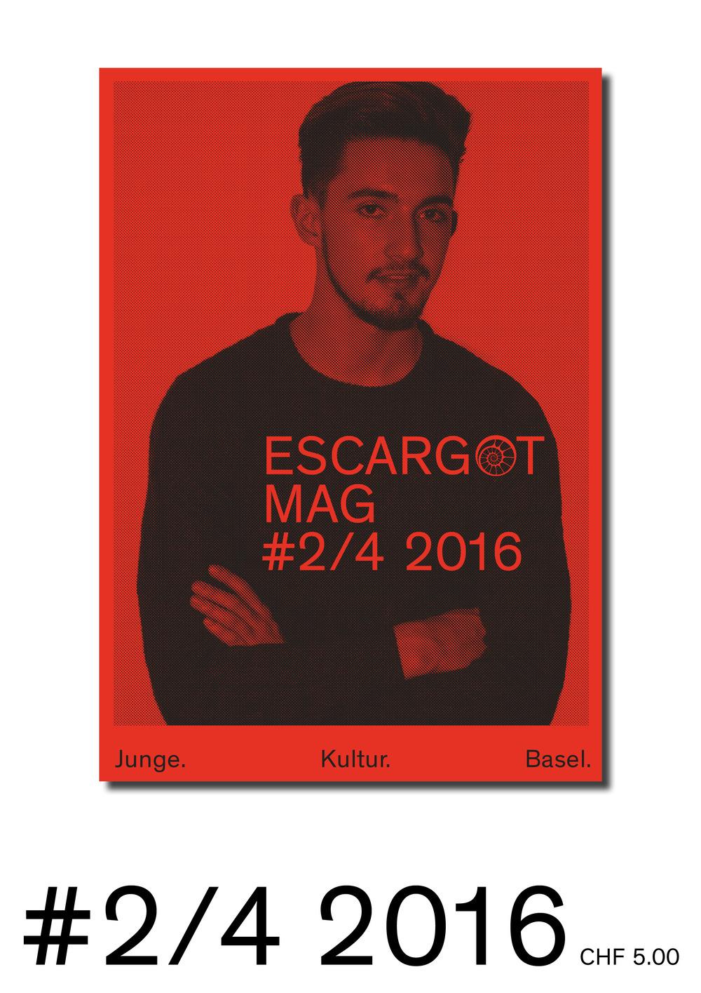 Escargot MAG #2/4 2016