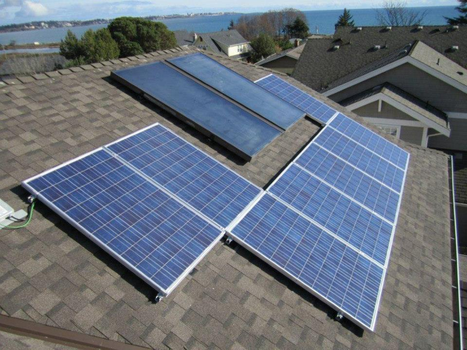Solar Panels are valuable to Real Estate Purchasers. Ensure you list with a Realtor who understands the value.