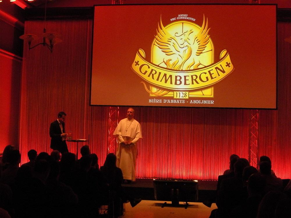 Nieuw logo voor Grimbergenbier Kopenhagen - Carlsberg 2011.JPG