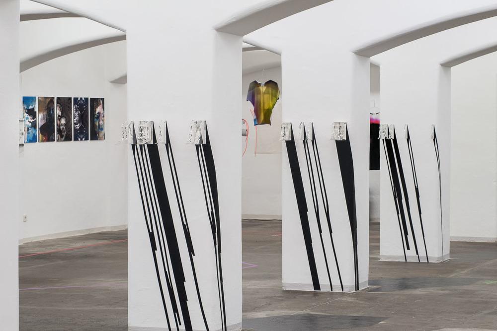 Grace Leone, Städtische Galerie Reutlingen, Feb. 2016.