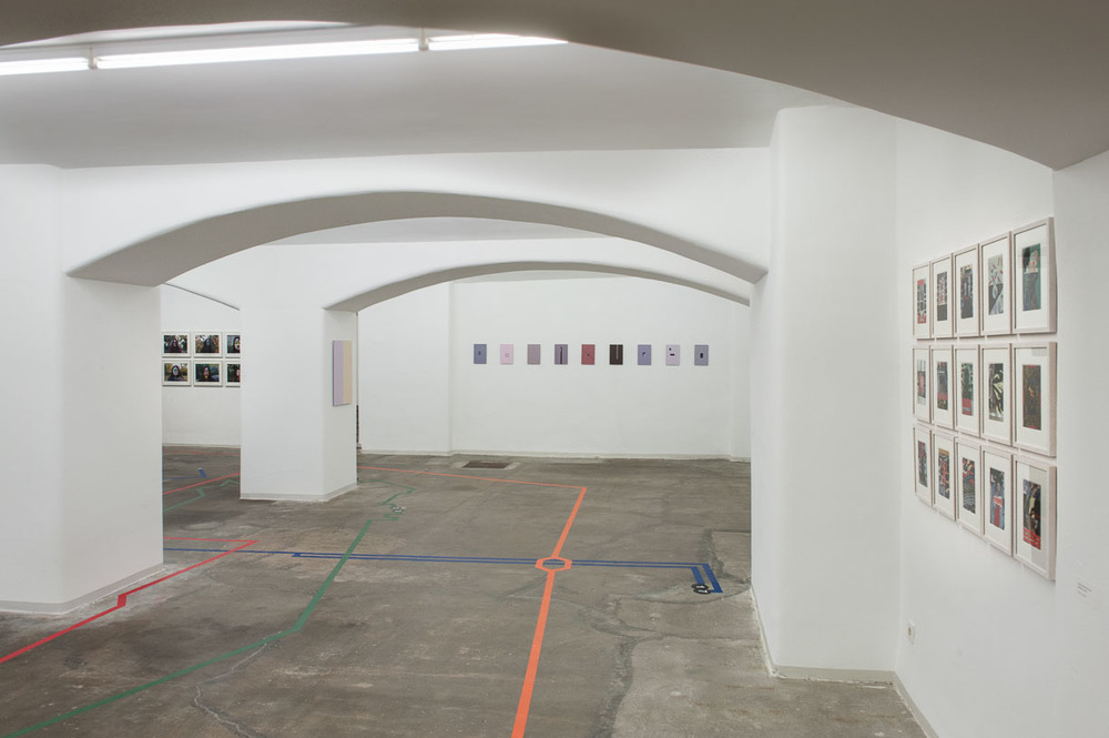 Exhibition view, Städtische Galerie Reutlingen, 2016  Photo: Karl Scheuring, Reutlingen