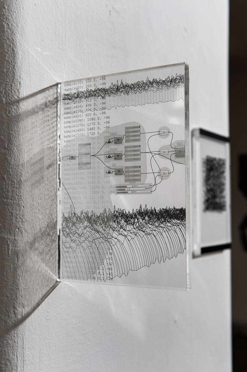 Grace Leone, Städtische Galerie Reutlingen, 2016, Photo: Karl Scheuring, Reutlingen