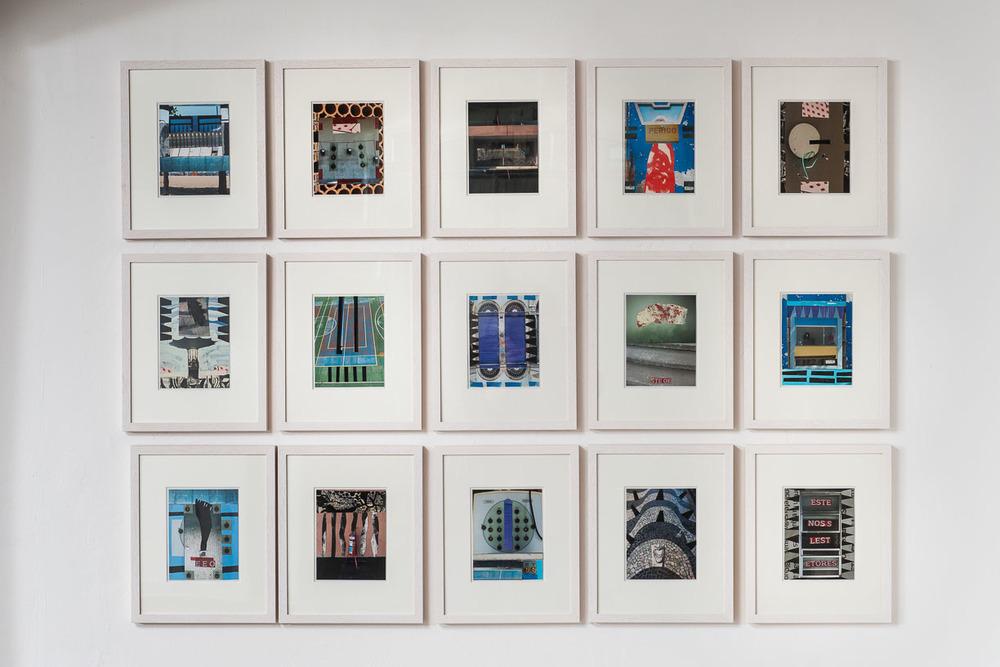 Henning Eichinger, RIO DIARIES, 2015, Städtische Galerie Reutlingen, 2016, Photo: Karl Scheuring, Reutlingen