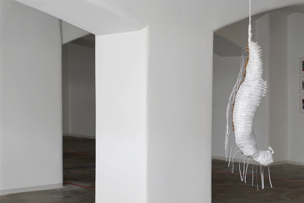 Annie Kurz, MOTHER INBOX, 2016, Städtische Galerie Reutlingen, 2016, Photo: Soenne.com