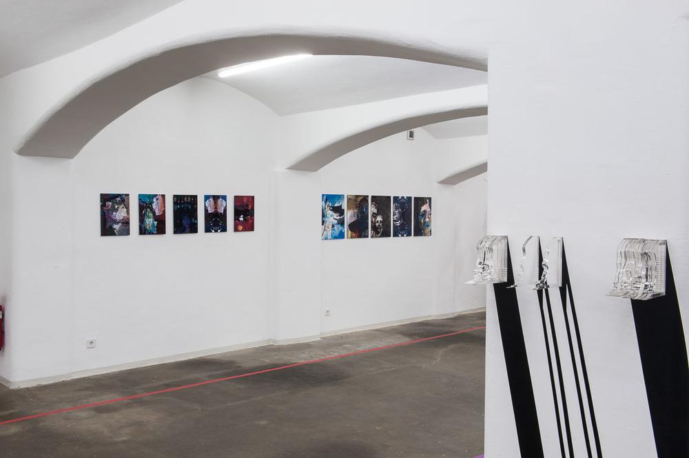 Daria Romanova, MYTHS, 2016, Städtische Galerie Reutlingen, 2016, Photo: Karl Scheuring, Reutlingen