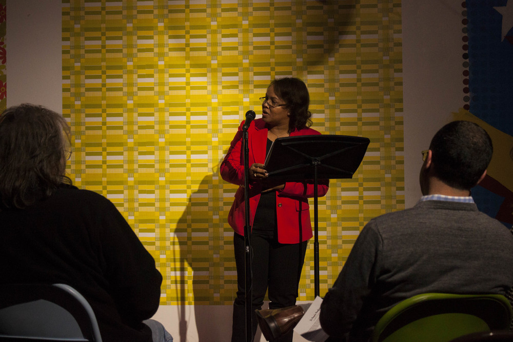 Deidre Malone at Memphis Monologues (February 7, 2015)