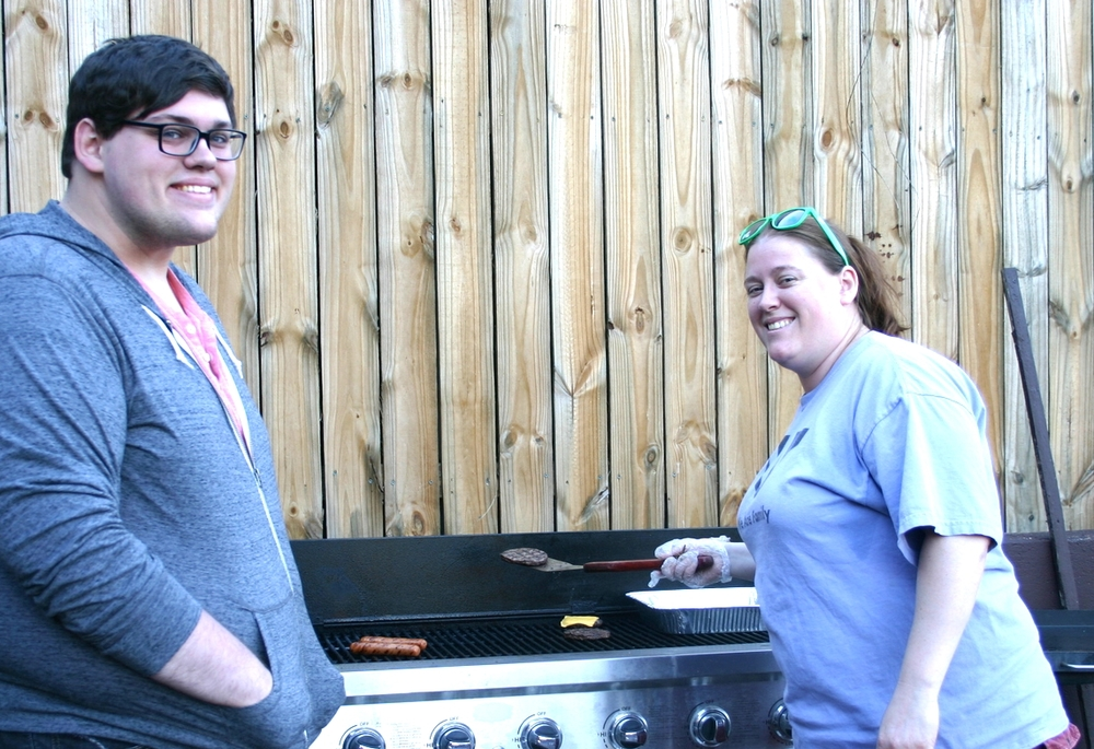 Mid-South Pride Cookout @ Dru's Place ( March 16, 2015)