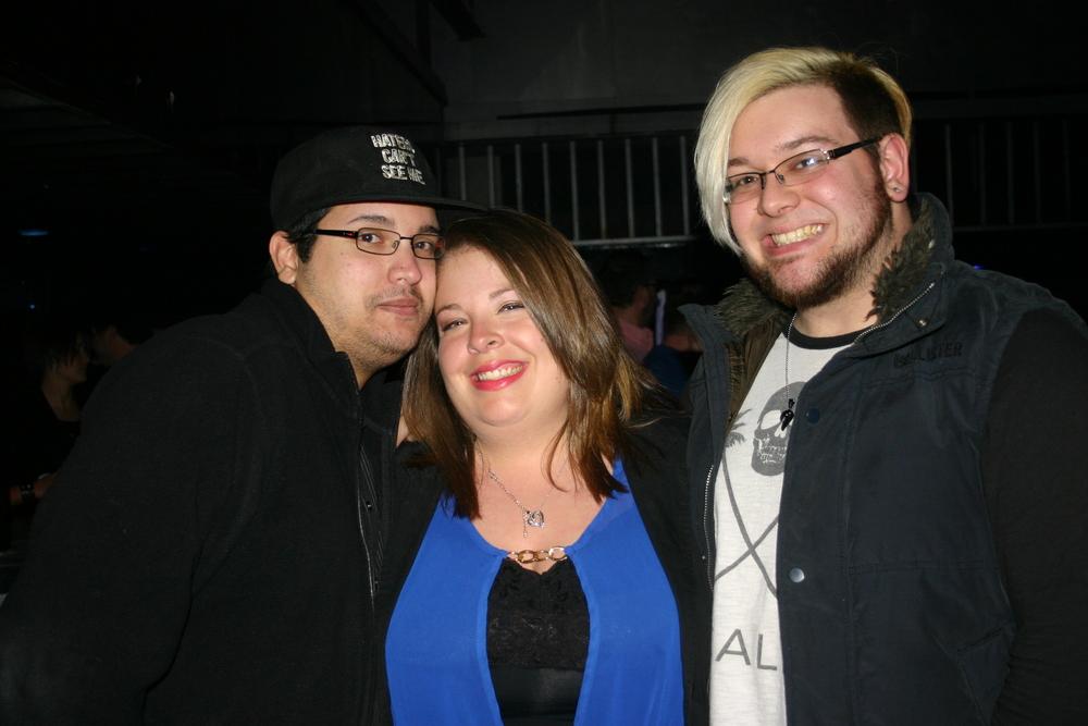 Third Annual Love Doesn't Hurt Fundraiser at Spectrum Nightclub March 27, 2015