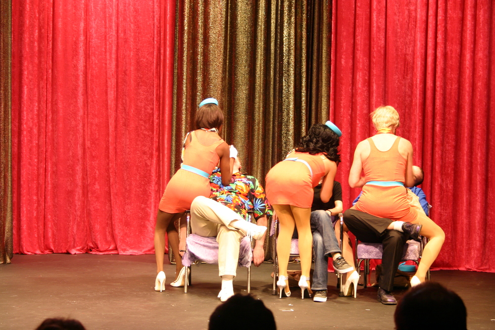 DragNificent Variety Show 2015    Copyright 2015 Out901.com. All rights reserved. This material may not be published, broadcast, rewritten, or redistributed.    Picture by Whitney Hardy