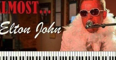 Almost Elton (Jerred Price)