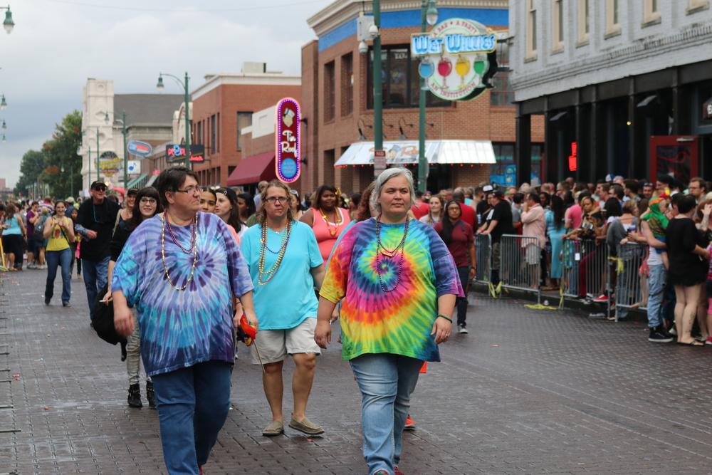 2015 Midsouth Pride Parade + Festival