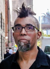 Artist Dread Scott. (photo courtesy of the artist)
