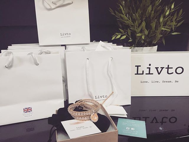 Seems like you all love a cheeky little @livto_ sale. On until the end of September - hurry whilst stock lasts! #Livto #mondayvibes #anotherhappycustomer #british #handstamped #personal #sale #supportlocal #britishjewellery