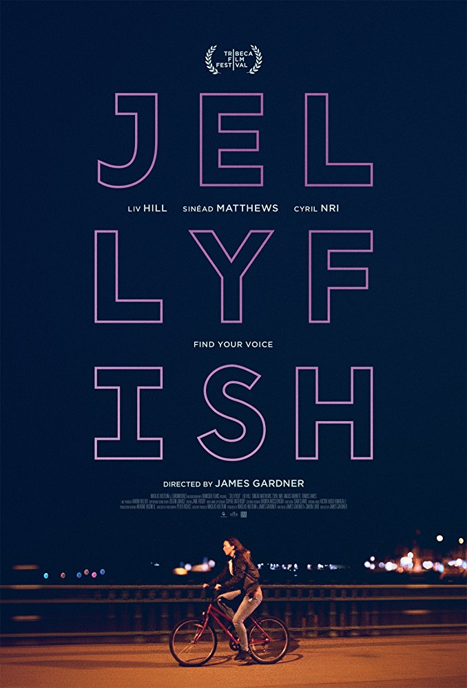 """TEMPORARY POSTER FOR """"JELLYFISH"""""""