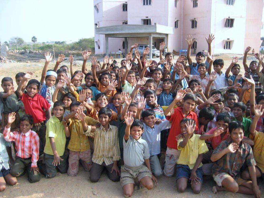 ...feed thousands of orphans in India, allowing them to learn, grow and be a light for Christ in one of the most populated countries in the world.
