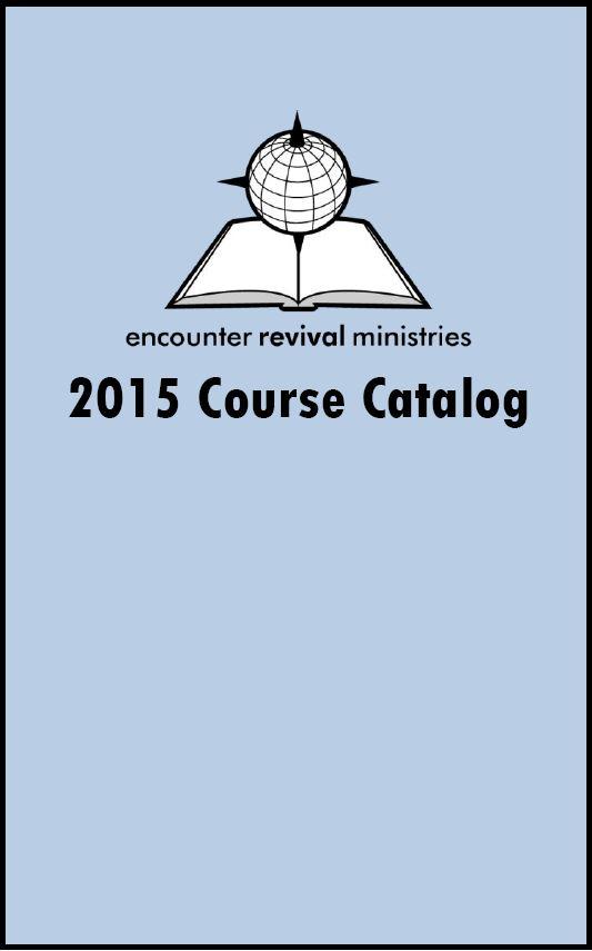 ERM Course Catalog (PDF)