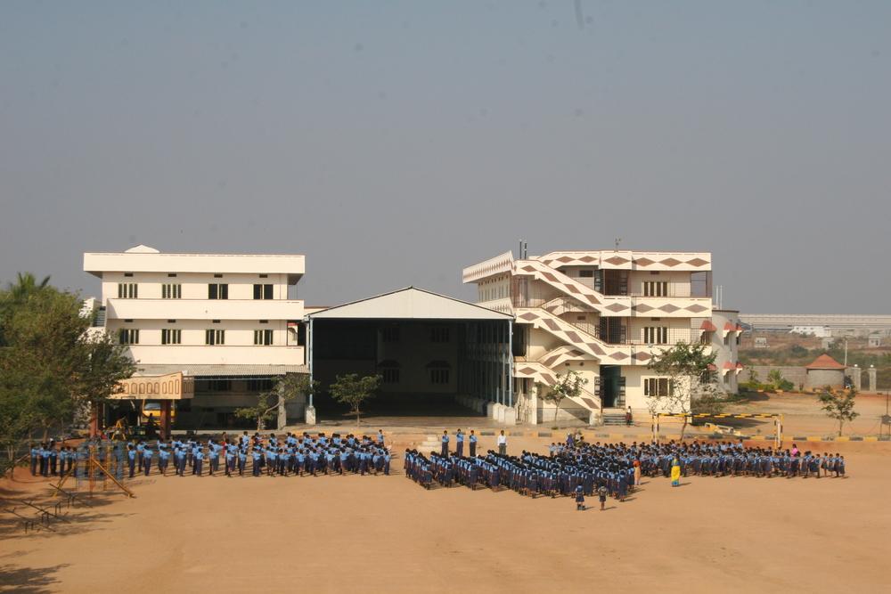 BTM 1 Campus