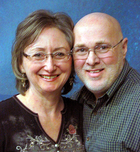 Joe & Sharon Fetterhoff - Headquarter Maintenance
