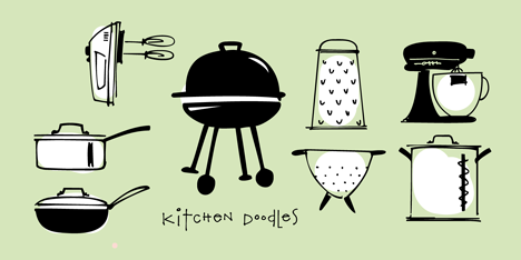 KitchenDoodles2blog