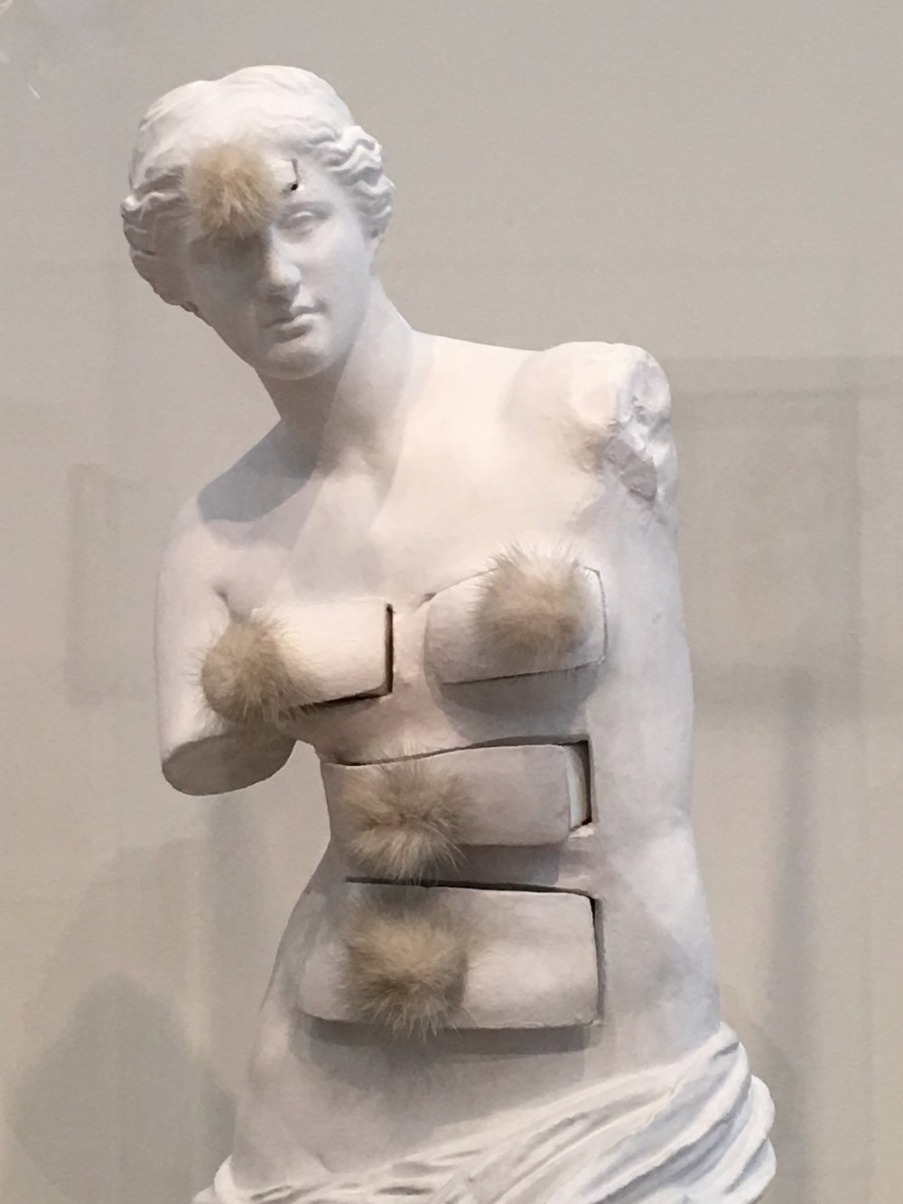 Venus de Milo with Drawers