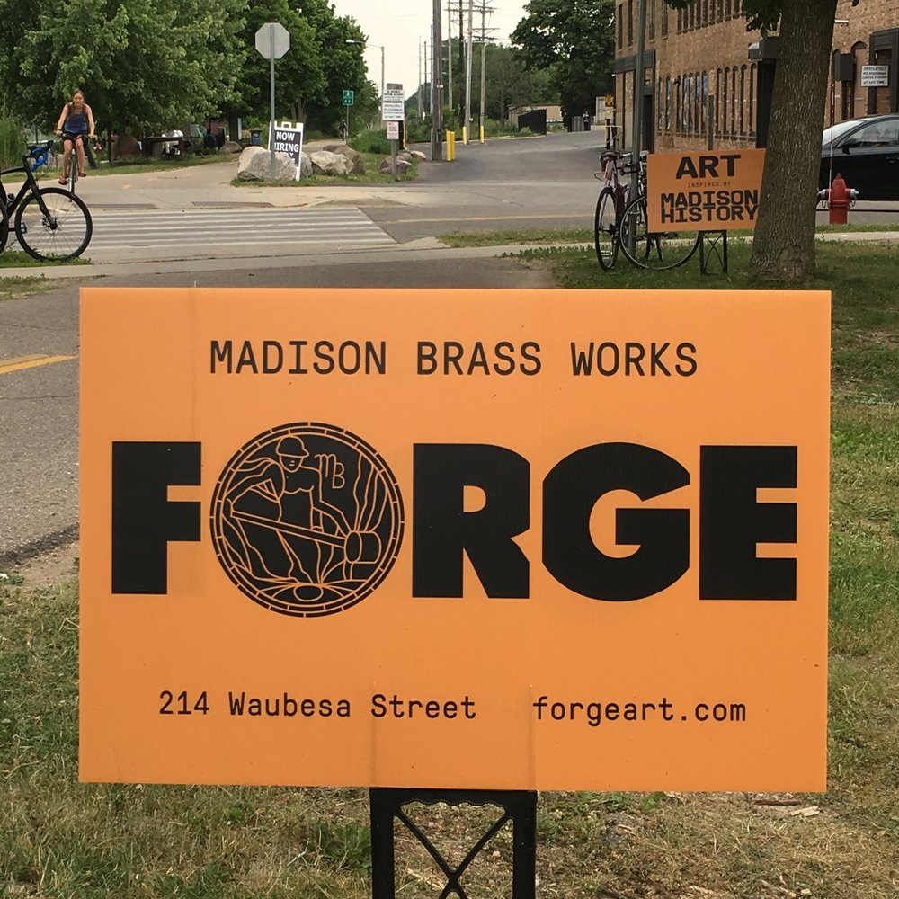 Forge Art Show