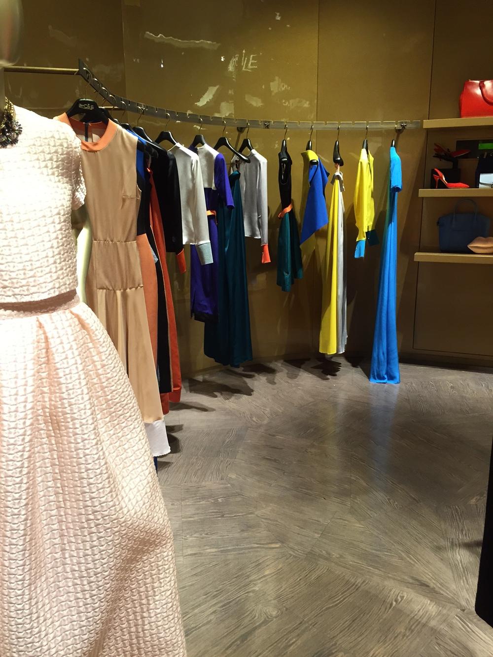 Fashion Brand -Roksanda Spring 2015