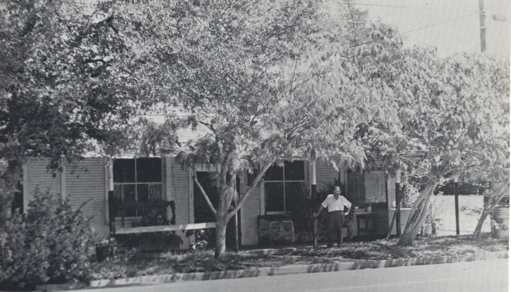 White Horse Cafe, 1974