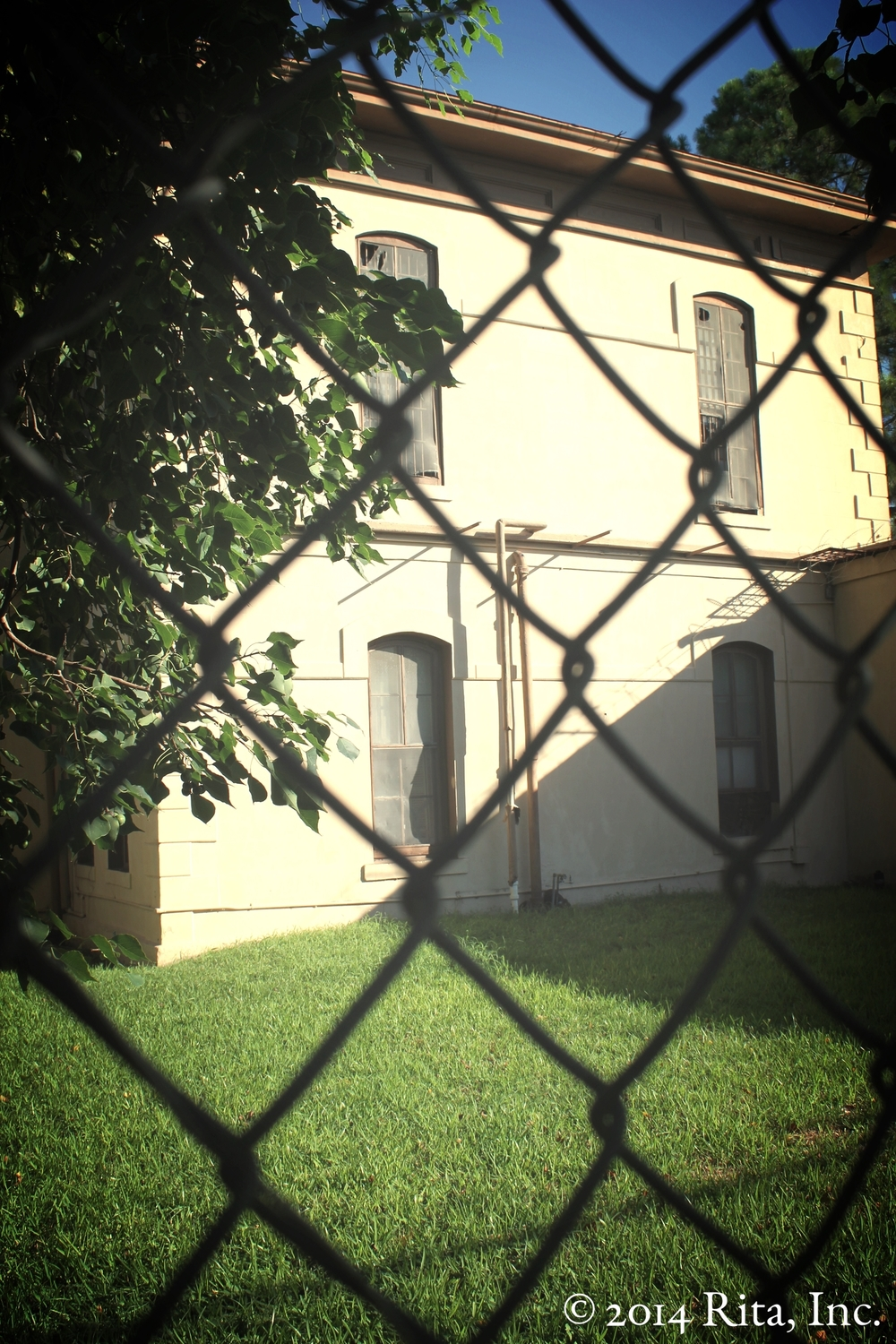 Old Lavaca County Jail, Hallettsville, Texas
