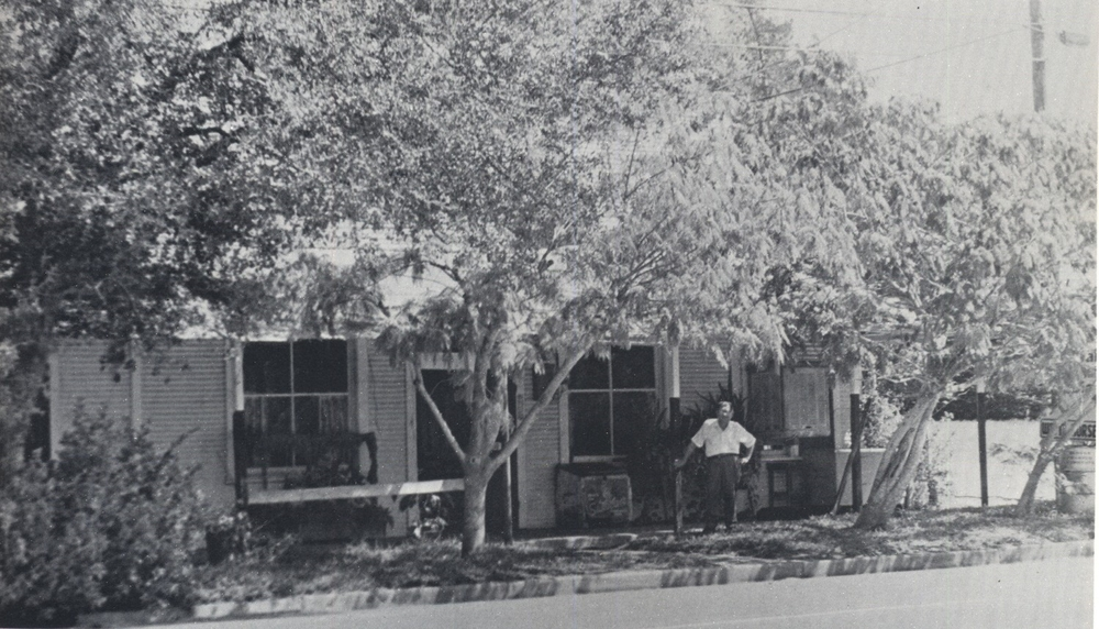 White Horse Cafe, 1970s