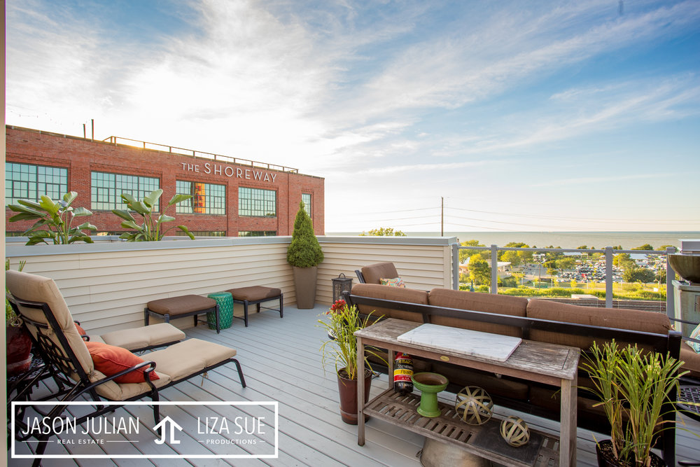 real estate photography downtown cleveland