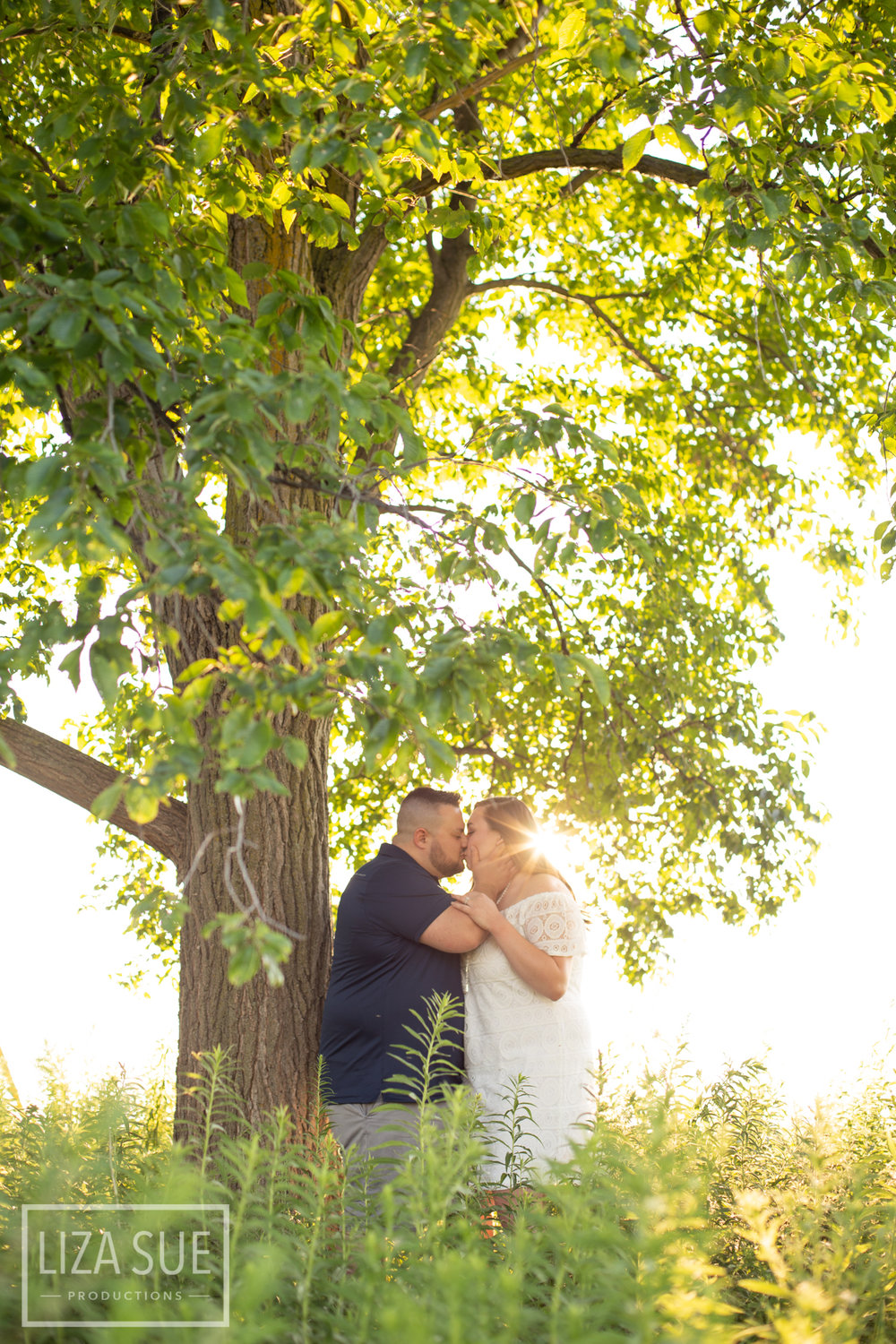 Cleveland + Akron Ohio Best Engagement Photographer