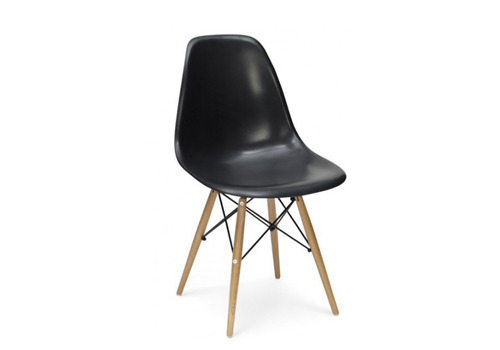 DSW black chair