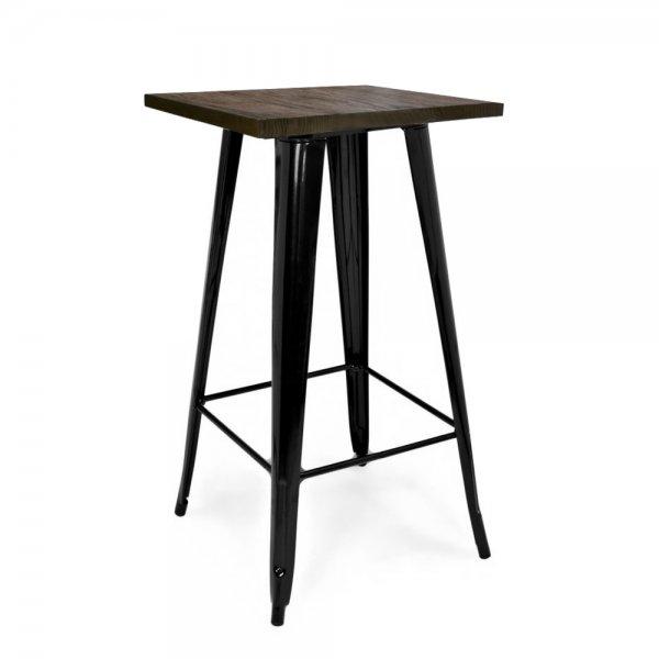 metal tolix table