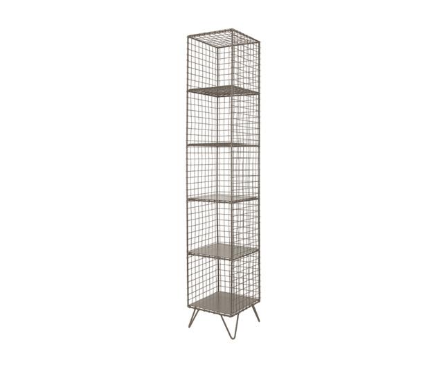 wire storage unit
