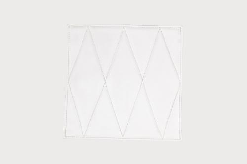 white seat pad
