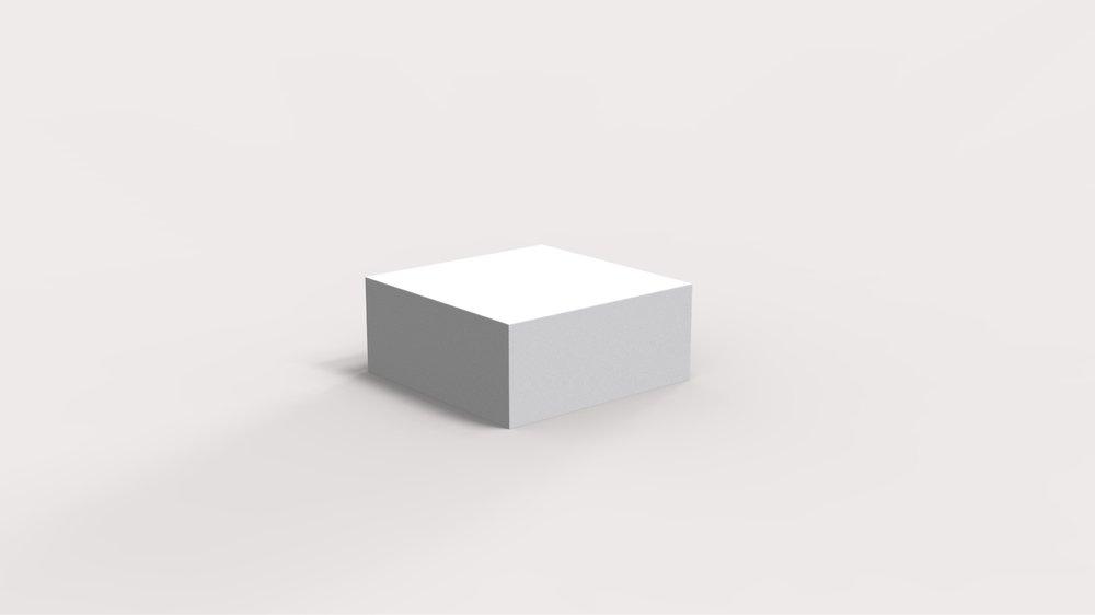 Square platform