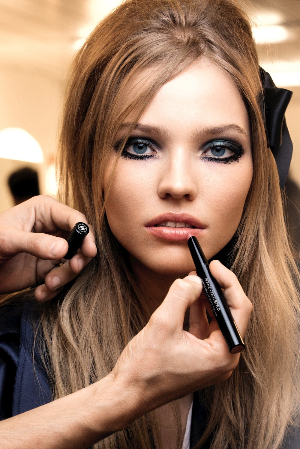Backstage Maquillaje Chanel 2016
