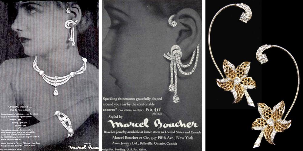 Ear Cuff Marcel Boucher