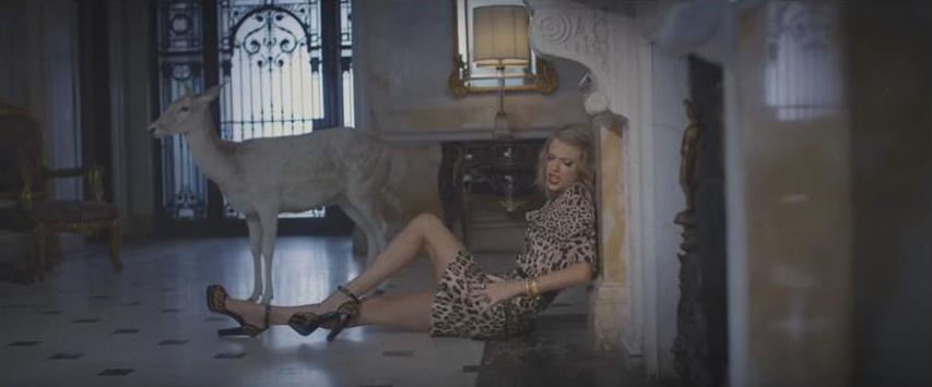 Falda y camisa de Dolce and Gabbana, zapatos de Ralph Lauren