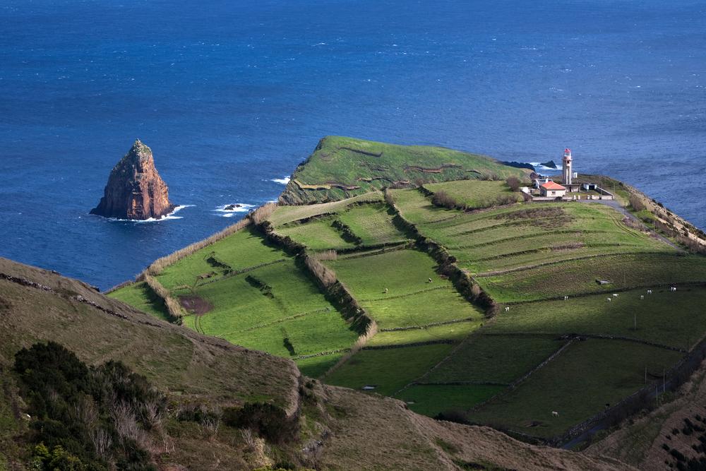 Vista de Graciosa ©Turismo Açores