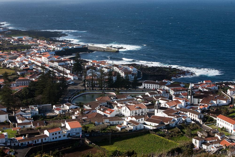 Santa Cruz ©Turismo Açores